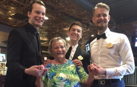 dottie and the guys