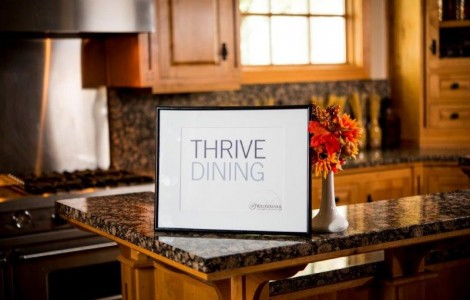 Thrive Dining™: What sounds good to eat?