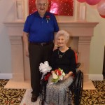 Michael and Mary will celebrate their 70th wedding anniversary this August!