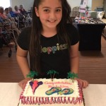 Congratulations Michelina on being named our Watermark Kid!