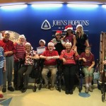 Group picture at All Children's Hospital!