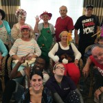 More happy residents and Team Members posing for the camera!