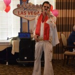 Elvis is definitely in Las Vegas!