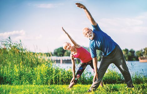 Celebrate Active Aging Week With Us